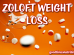 Zoloft Weight Loss
